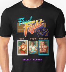 Final Fight Arcade Pixel T-Shirt