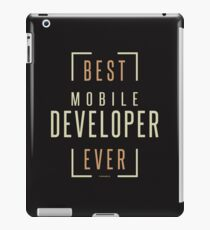 Mobile Developer  iPad Case/Skin