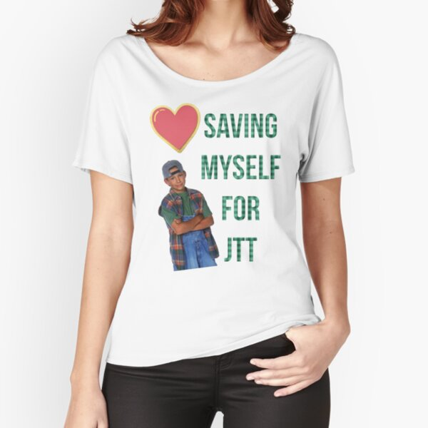 saving myself for jtt Relaxed Fit T-Shirt
