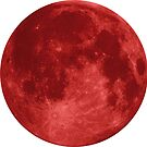 Red Moon by VioletaOrts