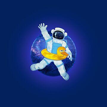 Float in Space by FUNtazia