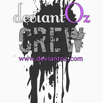 Crew Tee by deviantoz
