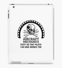 AIRCRAFT iPad Case/Skin