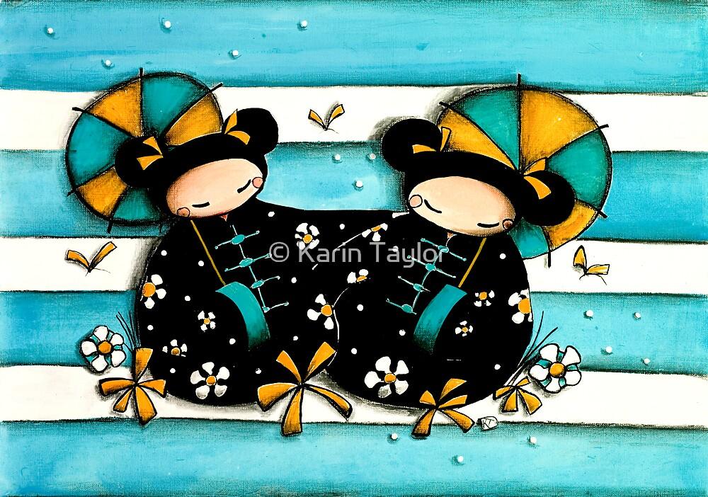 Yin & Yang by © Karin Taylor