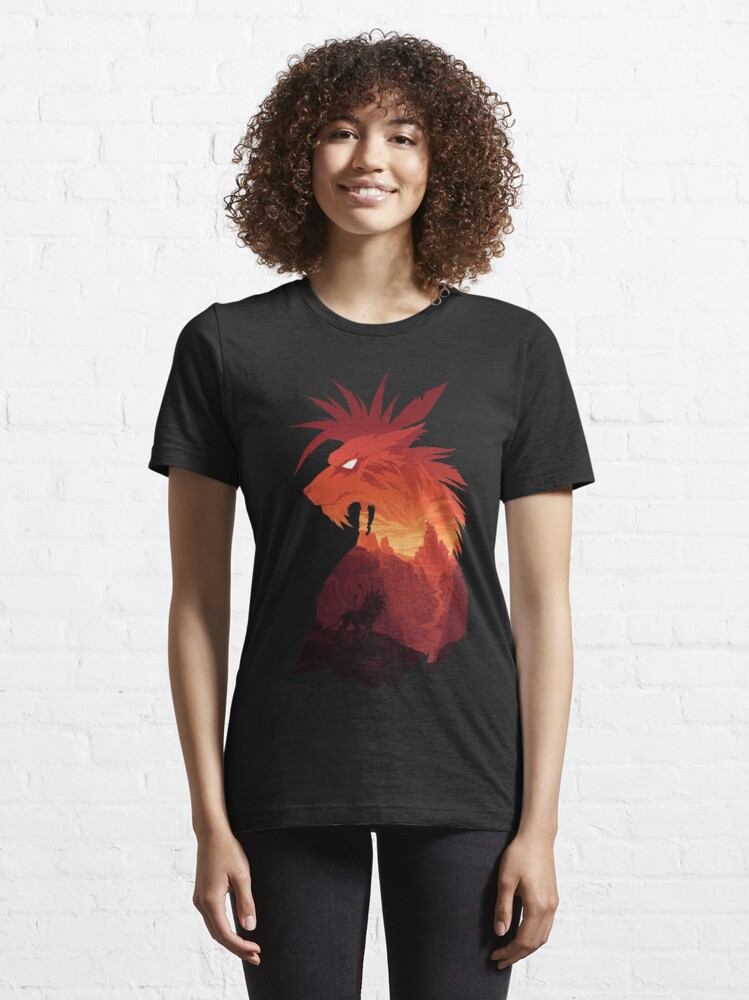 Alternate view of The Canyon's Guardian Black Essential T-Shirt