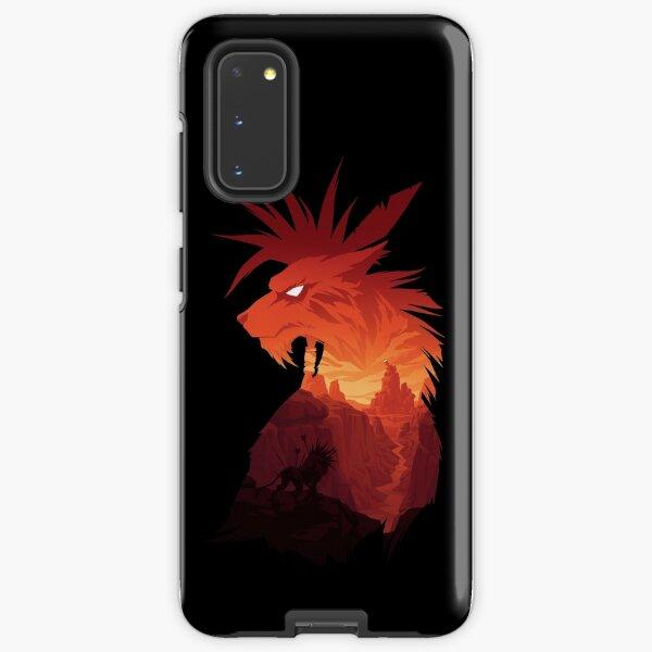 The Canyon's Guardian Black Samsung Galaxy Tough Case