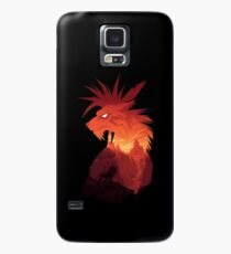 The Canyon's Guardian Black Case/Skin for Samsung Galaxy