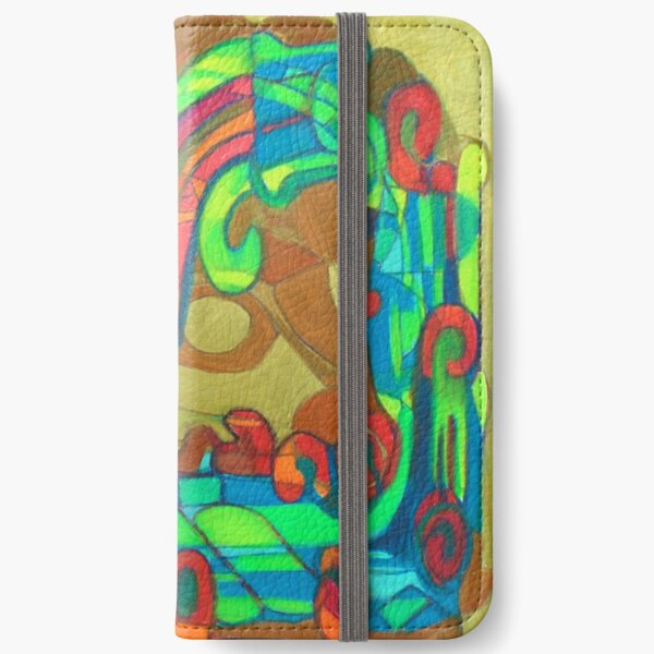 Xiuhcoatl iPhone Wallet