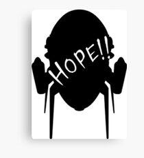 FUTURE HOPE! Canvas Print