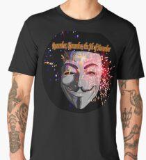 Remember, Remember, the 5th of November Men's Premium T-Shirt