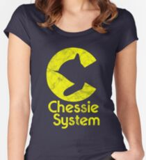 Chessie System Women's Fitted Scoop T-Shirt