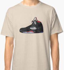 Air Jordan 5 Supreme Classic T-Shirt