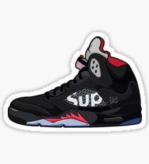 low priced 588e8 fa7c9 Air Jordan 5 Stickers | Redbubble