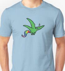 Pterocorn (Unicorn Pterodactyl) T-Shirt