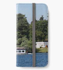 Dampferfahrt ins Wochenende iPhone Wallet/Case/Skin
