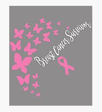 Breast Cancer Survivor  Photographic Print