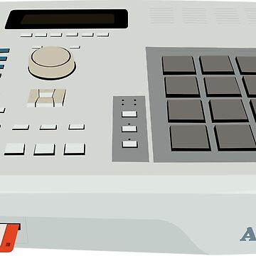 Akai MPC 2000 - Hip Hop - Sampler by maximempc
