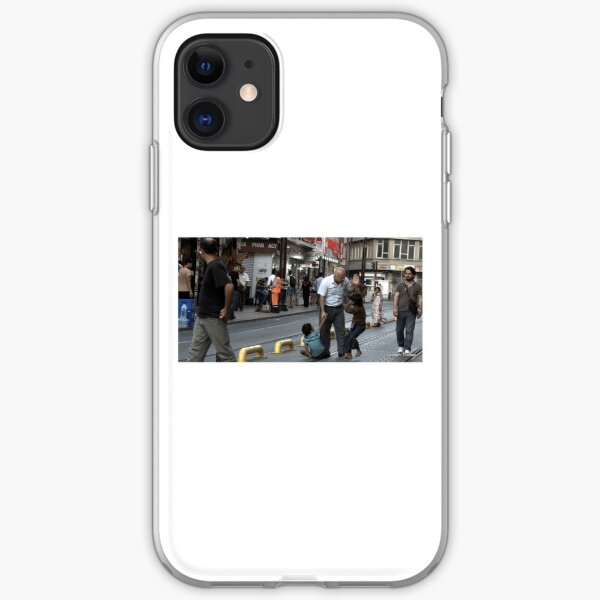 As the World Watches iPhone Soft Case