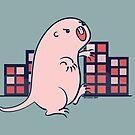 Mole Rat Zilla by zoel