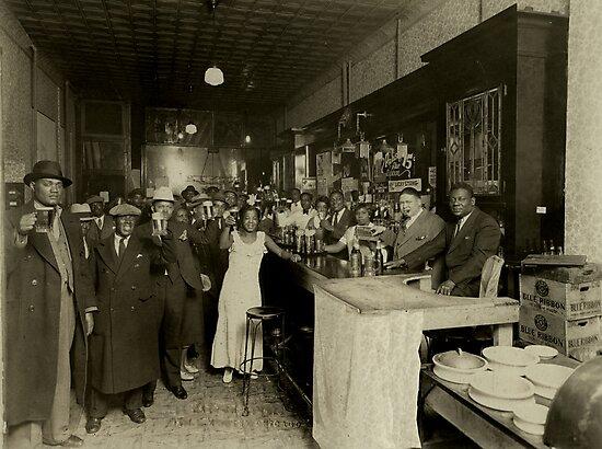 Chicago Bar Southside by Dan  Branson