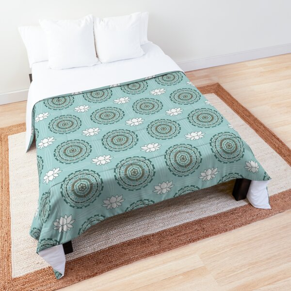 Lotus Weave Comforter