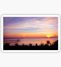 Florida Sunrise Sticker