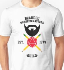 Bearded Dungeon Masters Guild T-Shirt