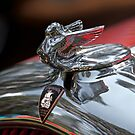 1932 Plymouth Sports Roadster 'Hood Ornament' by DaveKoontz