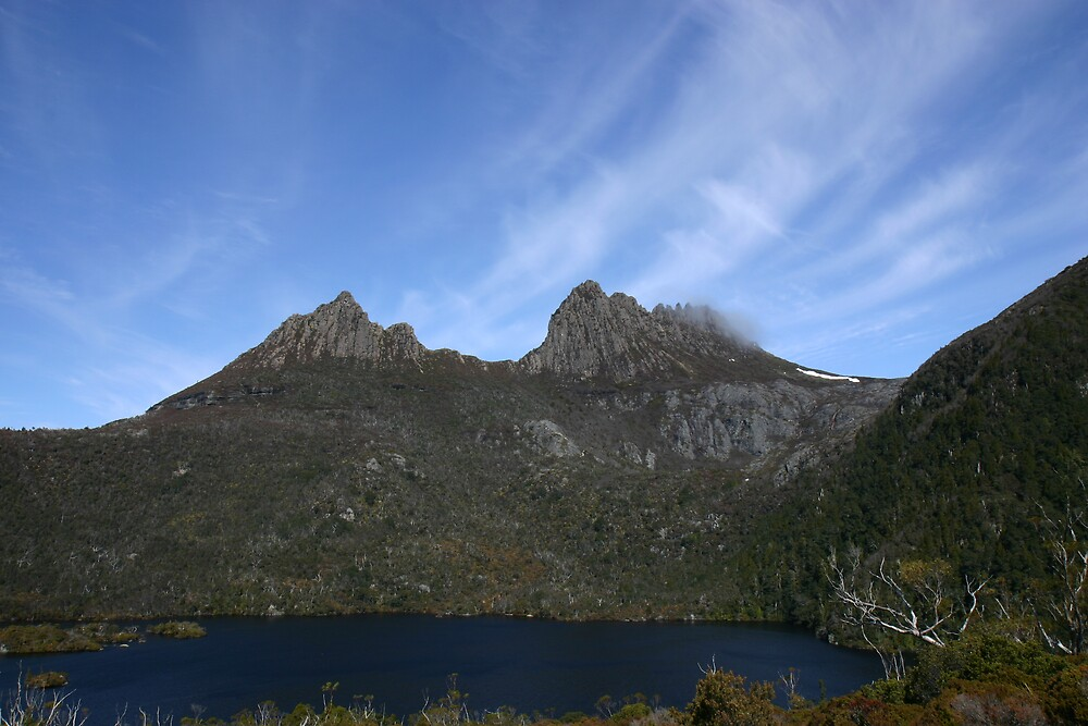 Cradle Mountain, Tasmania, Australia.  by SkyPhotos