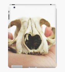Feline Skull iPad Case/Skin