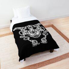 Hanya Demon Mask Comforter