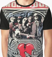 Mojo Tour Tom Petty and Heartbreakers Graphic T-Shirt
