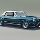 1965 Ford Mustang 5.0 Coupe I by DaveKoontz
