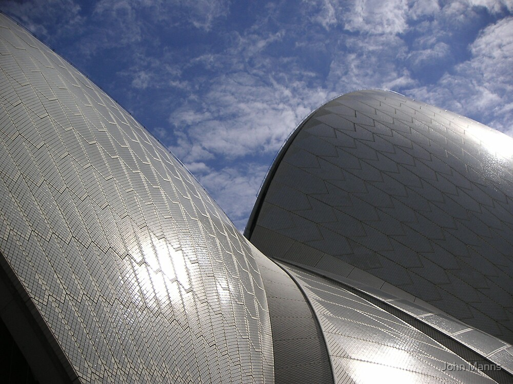 Sydney Opera House by Johnnie