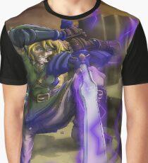 QUAKE - Zelda: A Link to the Past Graphic T-Shirt