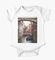 Under the Bridge of Sighs - Venice One Piece - Short Sleeve