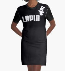 Rabbit - Sportwear Graphic T-Shirt Dress