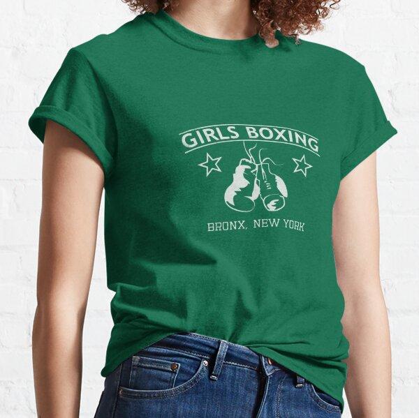 Filles Boxe T-shirt classique