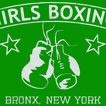 Girls Boxing by Margot25