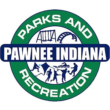 Parks and Recreation Pawnee Indiana by jessguida