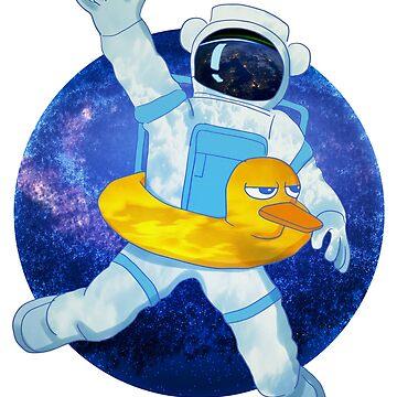 Astronaut by FUNtazia