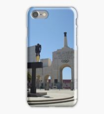 Los Angeles Coliseum iPhone Case/Skin