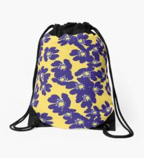 Swedish forest Drawstring Bag