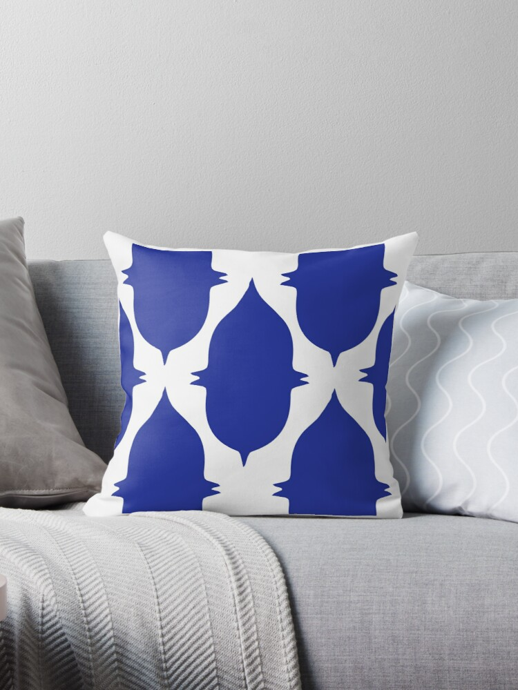Beautiful Cushions/Blue Bells by ozcushionstoo