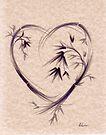 Earthen Heart by Rebecca Rees
