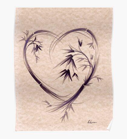 Earthen Heart Poster