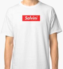 Salvini - Box Logo Classic T-Shirt