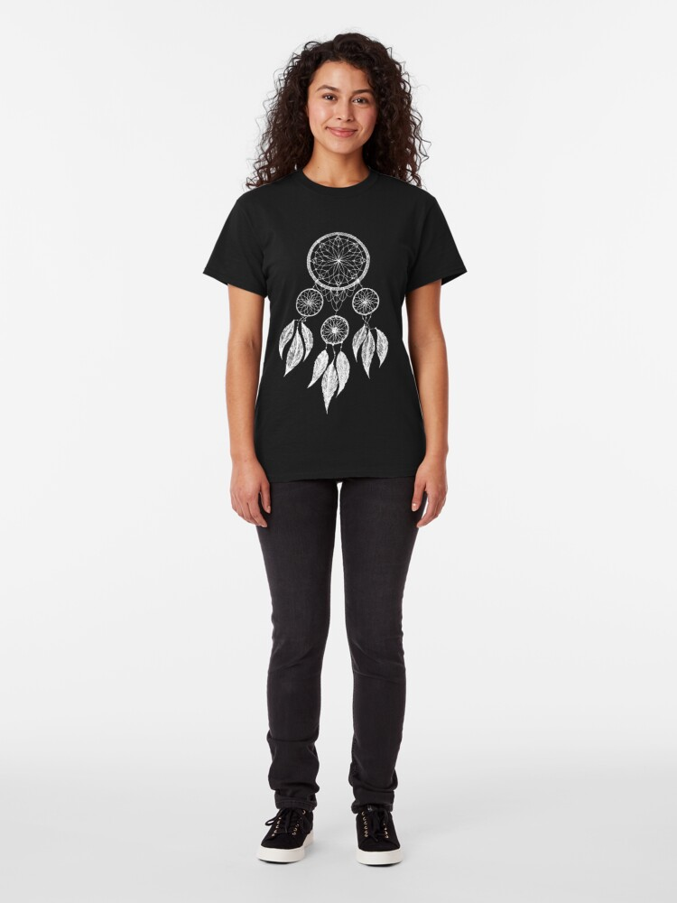 Vista alternativa de Camiseta clásica Atrapasueños