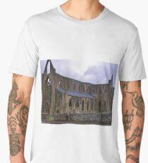 Tintern Abbey, North Façade  Men's Premium T-Shirt