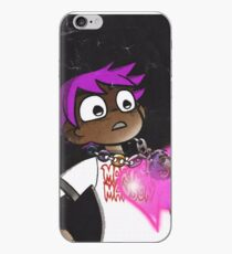 Luv Is Rage Art iPhone Case